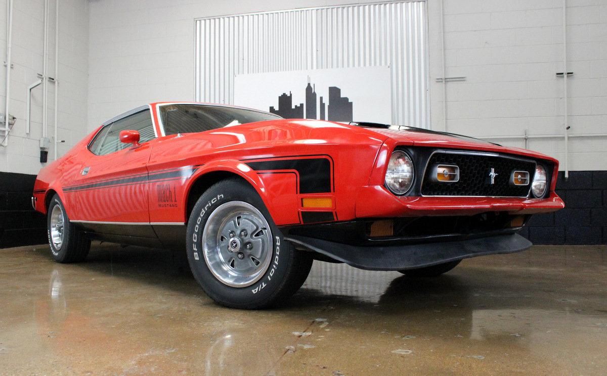 2513408b22401 hd 1971 ford mustang mach 1