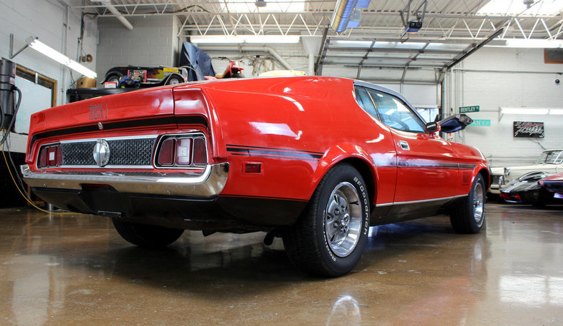 For Sale 1971 Ford Mustang Mach 1