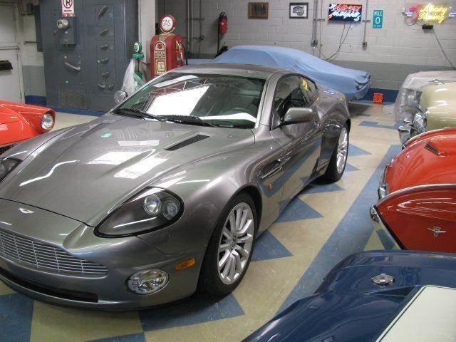 Aston Martin Vanquish Chicago Car Club - Aston martin chicago