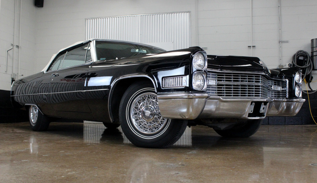 25070616c0eea hd 1966 cadillac deville convertible