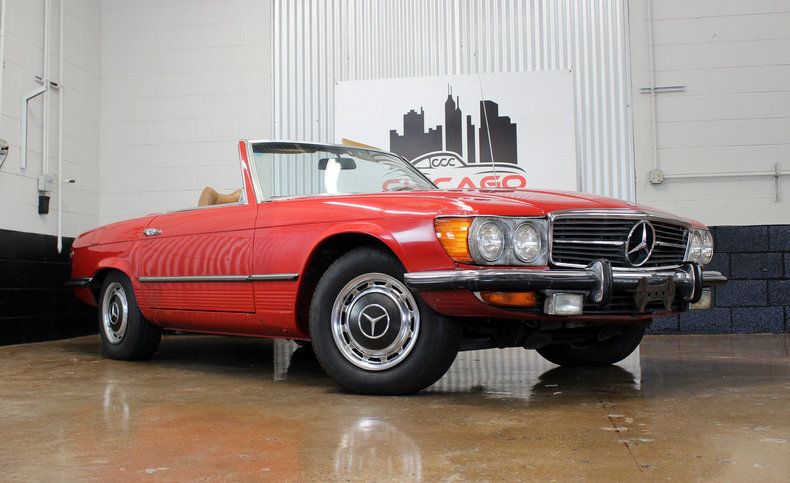 1972 Mercedes Benz 350SL For Sale