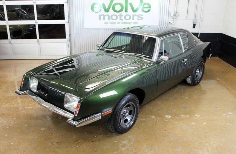 1981 Avanti Avanti II