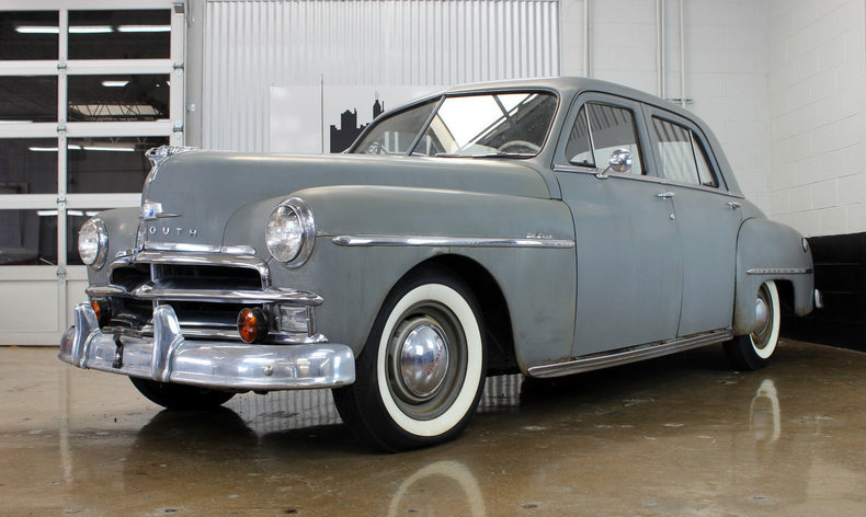 For Sale 1950 Plymouth Deluxe