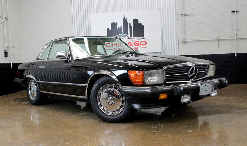 1980 Mercedes-Benz 280SL