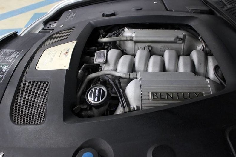 For Sale 2003 Bentley Arnage