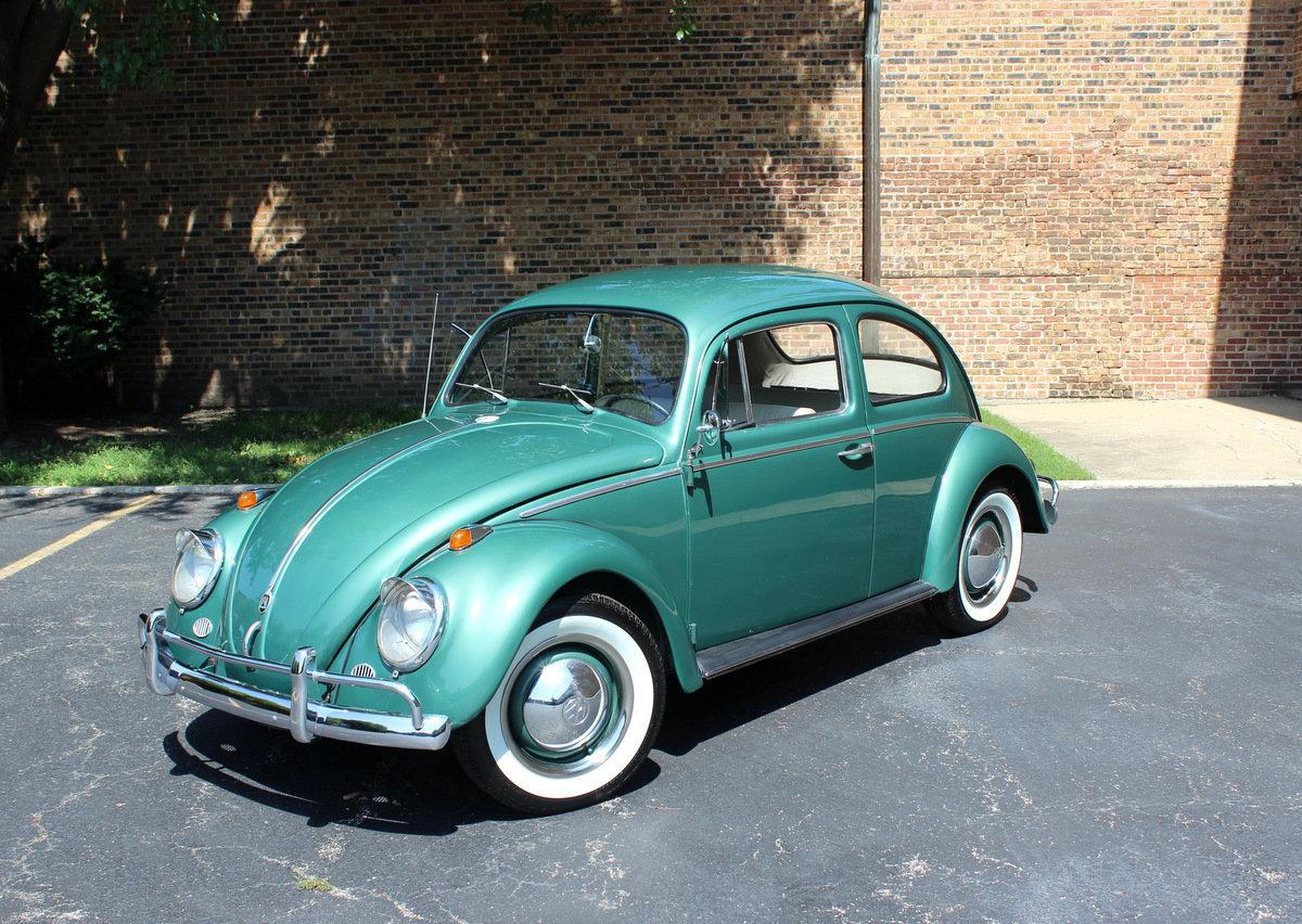 VW Dealer Chicago >> 1960 Volkswagen Beetle | Chicago Car Club