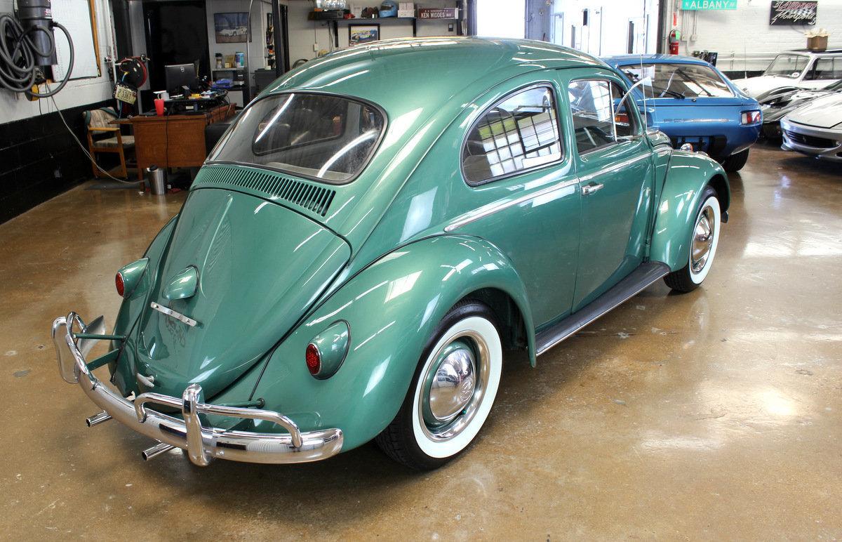 VW Dealer Chicago >> 1960 Volkswagen Beetle   Chicago Car Club
