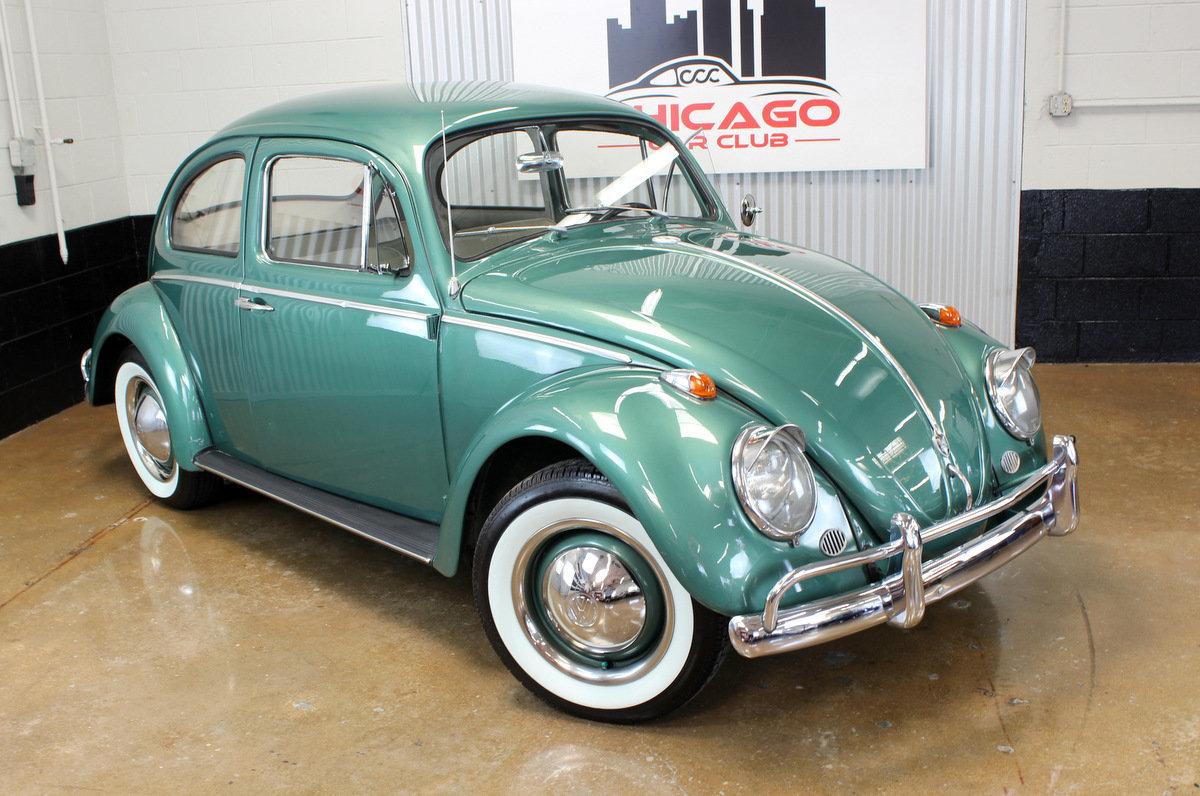 1960 Volkswagen Beetle | Chicago Car Club