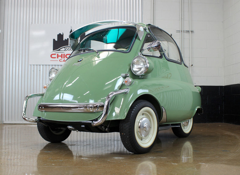 For Sale 1956 BMW Isetta 300 Bubble Window