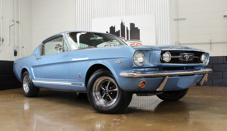 For Sale 1966 Ford Mustang GT Fastback