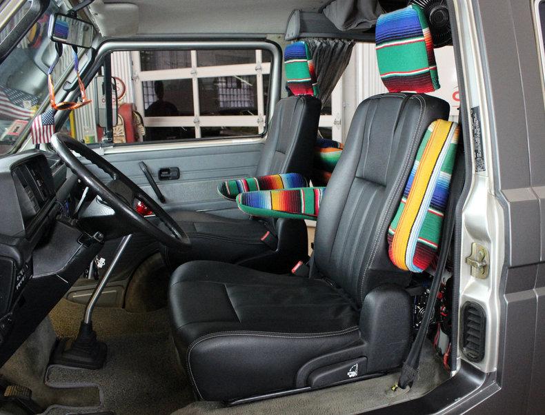 For Sale 1987 Volkswagen Vanagon Syncro Westfalia