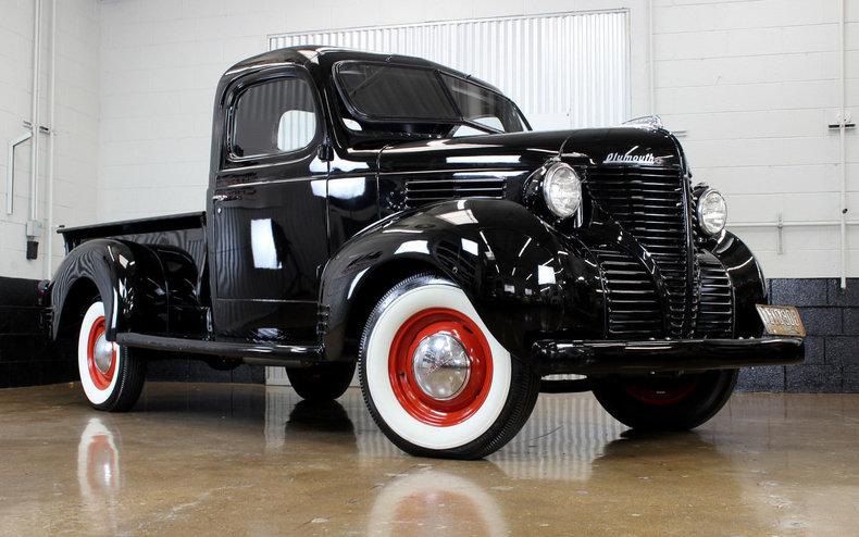 1940 Plymouth PT-105 Pickup