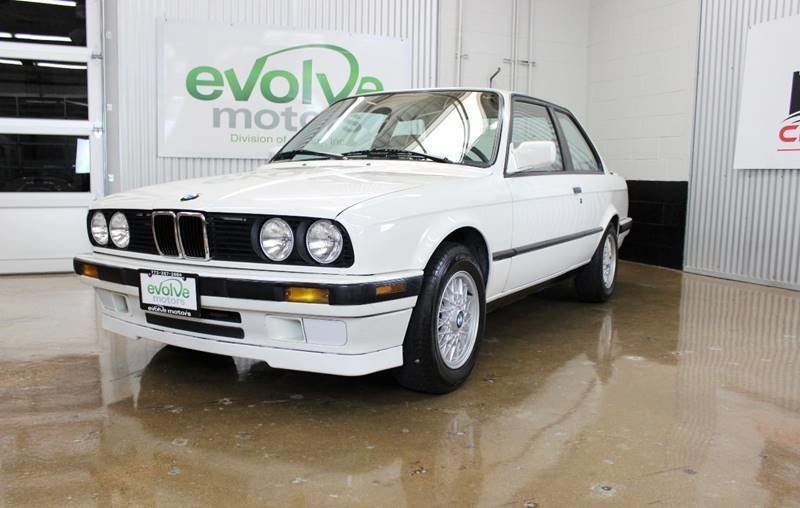2603f59c9c82 hd 1991 bmw 3 series 318is 2dr coupe
