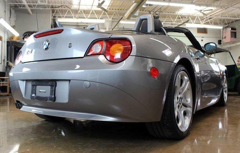 For Sale 2003 BMW Z4