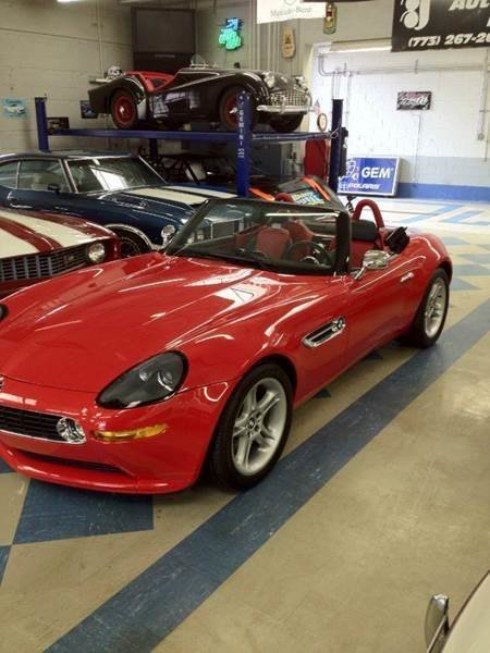 2911be56ef87 hd 2001 bmw z8