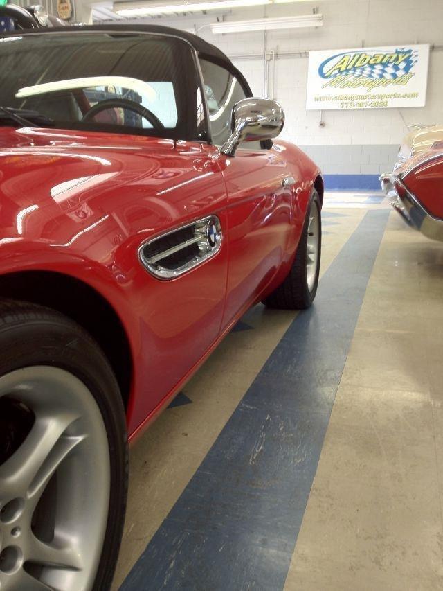 2001 BMW Z8 for sale #81847 | MCG