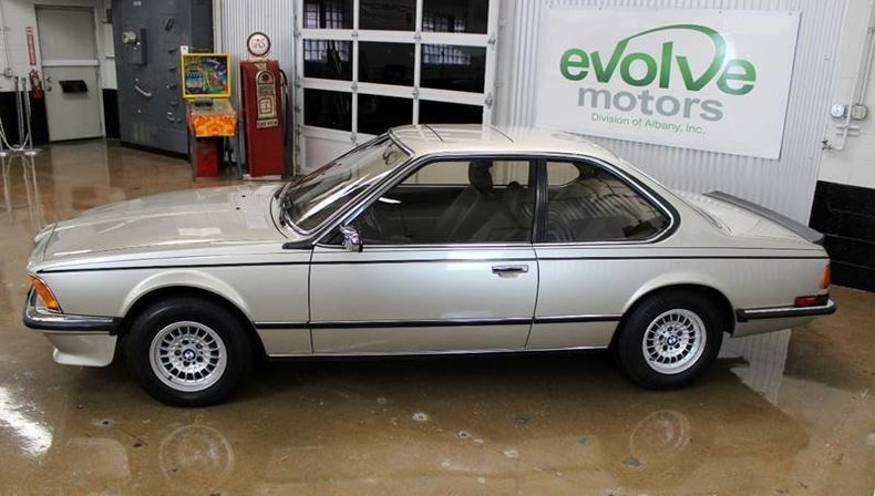 For Sale 1984 BMW 6 Series
