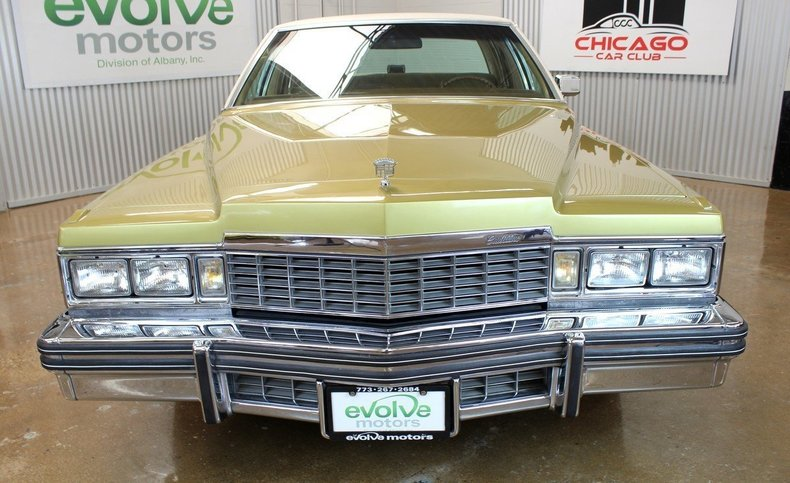 For Sale 1977 Cadillac Sedan DeVille