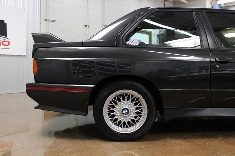 For Sale 1988 BMW M3