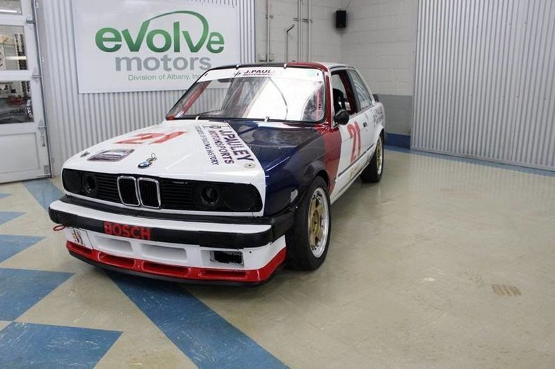 For Sale 1987 BMW 3 Series