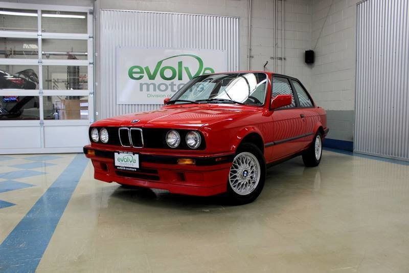 3412d77053ef hd 1991 bmw 3 series 318is 2dr coupe