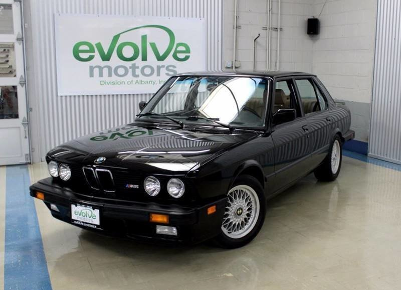 353336b7ab97 hd 1988 bmw m5 4dr sedan
