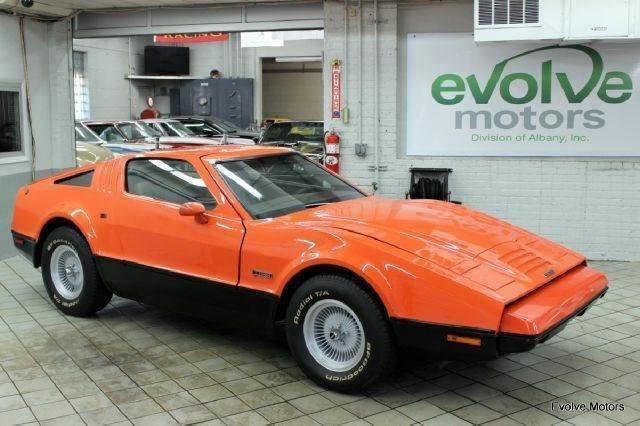 1975 Bricklin SV-1