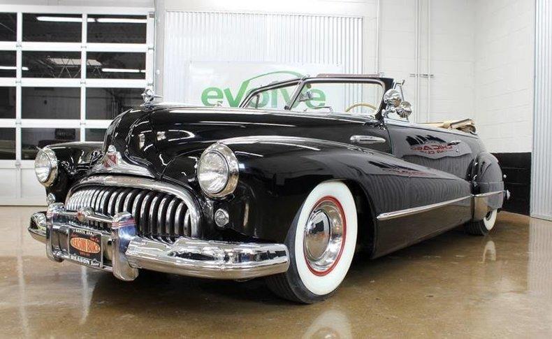 1947 Buick 50 Super