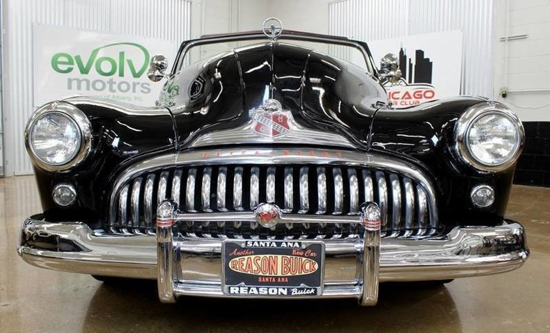For Sale 1947 Buick 50 Super