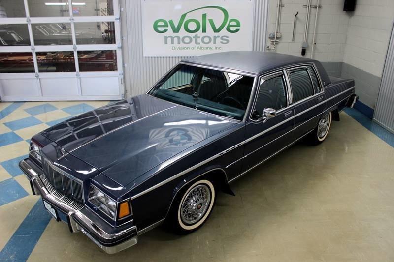 4068f93e70dc hd 1983 buick electra park avenue 4dr sedan