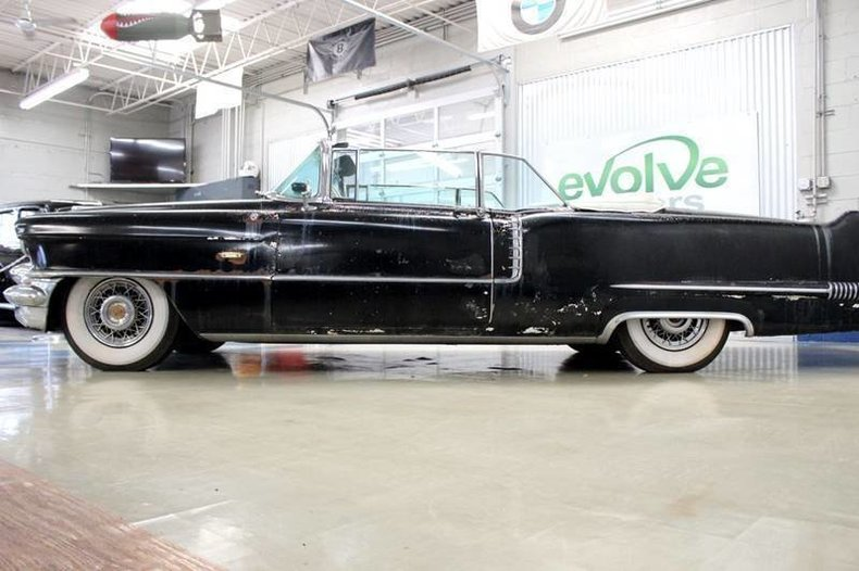For Sale 1956 Cadillac Series 62