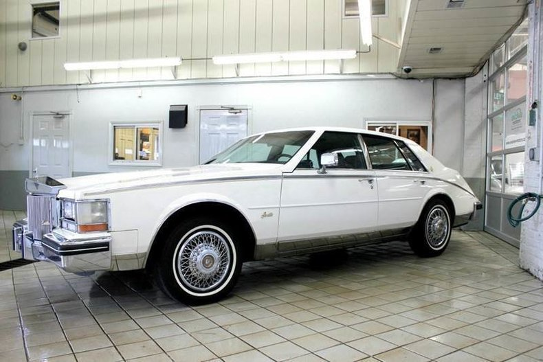 For Sale 1985 Cadillac Seville