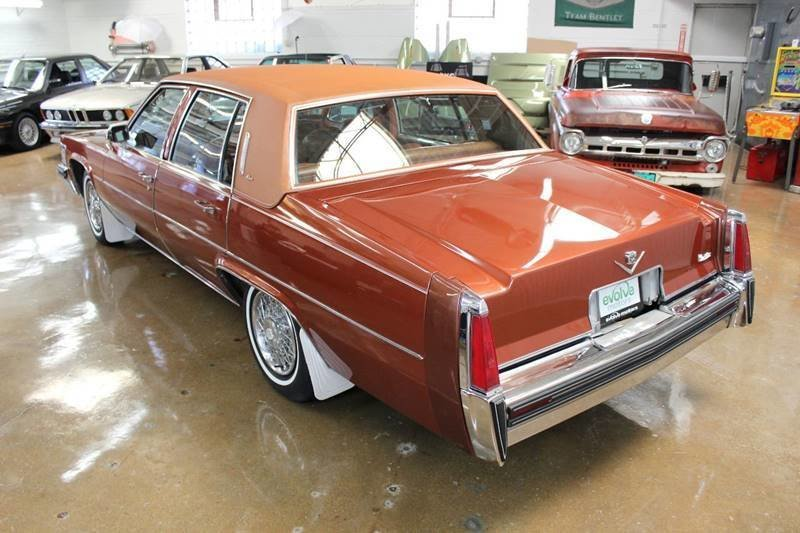 1977 Cadillac DeVille | Chicago Car Club