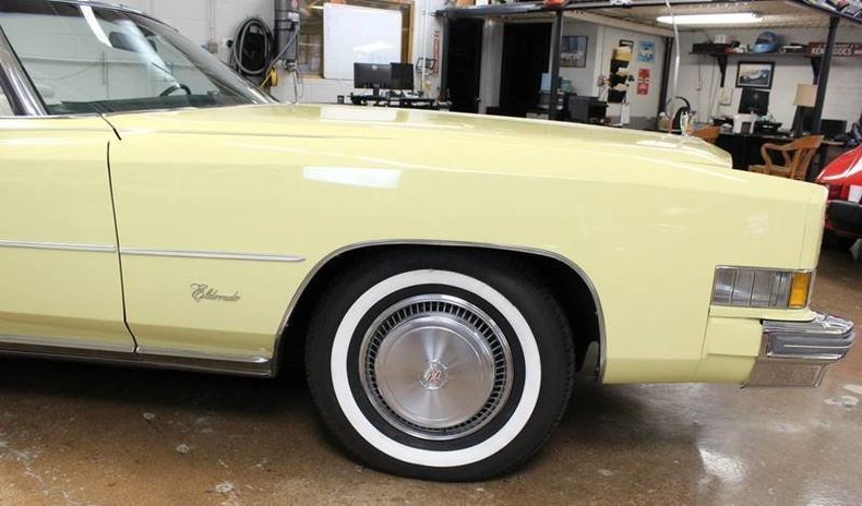 For Sale 1974 Cadillac Eldorado