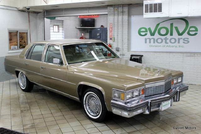 1979 Cadillac Fleetwood Brougham | Chicago Car Club