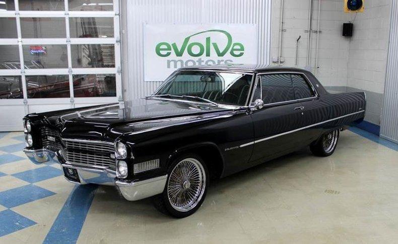 1966 Cadillac DeVille