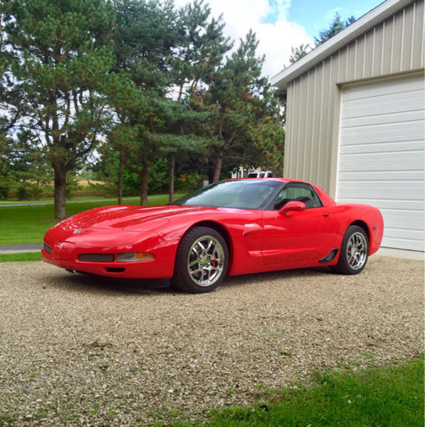 5823535b54d0 low res 2003 chevrolet corvette z06 2dr coupe