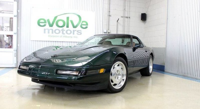 6013efd1bc3f low res 1994 chevrolet corvette 2dr hatchback
