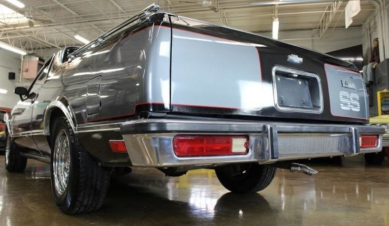 For Sale 1985 Chevrolet El Camino