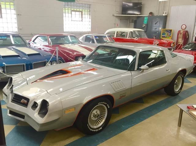 For Sale 1978 Chevrolet Camaro