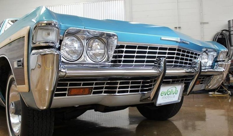 For Sale 1968 Chevrolet Caprice
