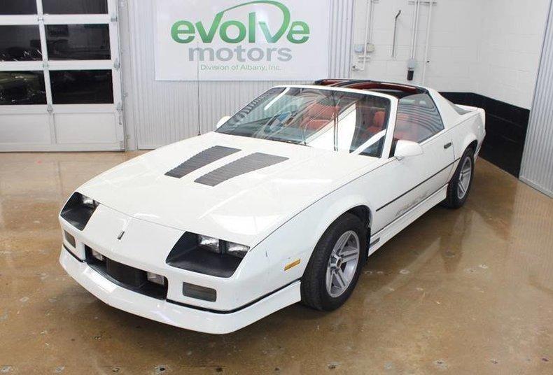 1985 Chevrolet Camaro