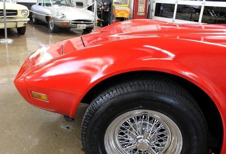 For Sale 1977 Chevrolet Corvette
