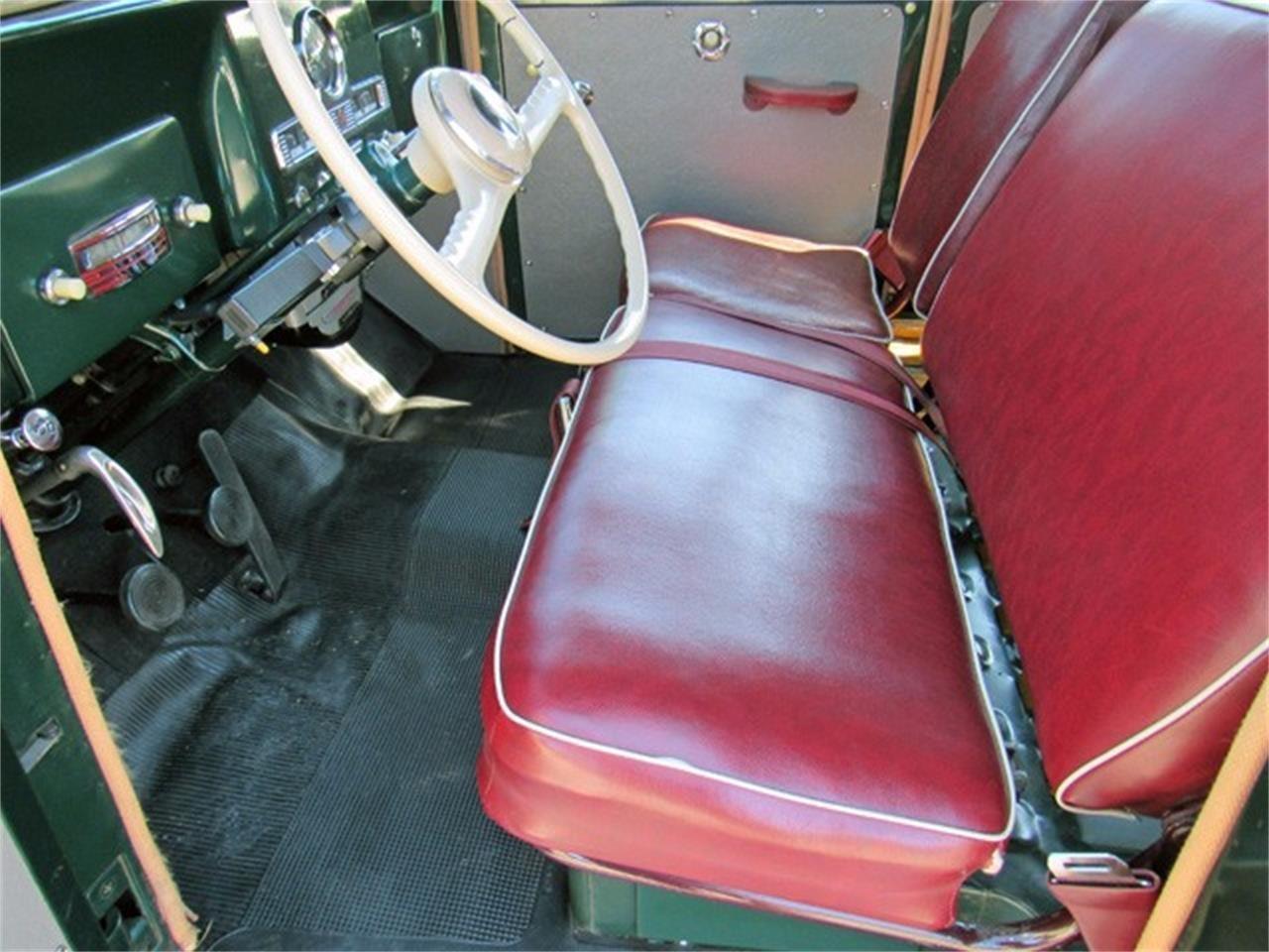 1950 Willys Jeep Wagon Berlin Motors Pickup Truck For Sale