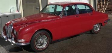 1967 Jaguar 3.8S