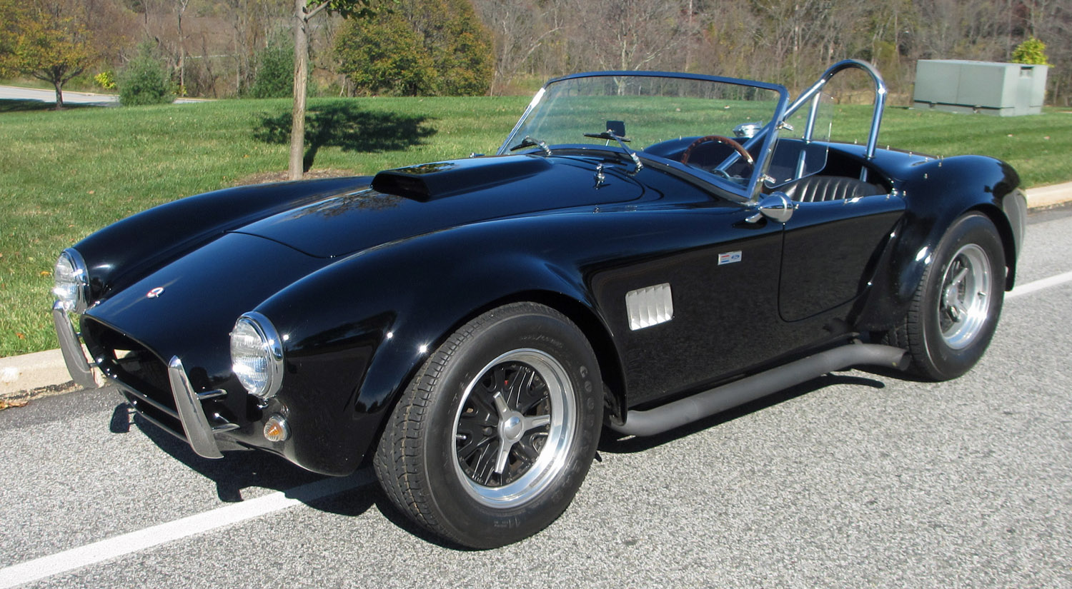 1966 Shelby Cobra Fia Replica Ebay