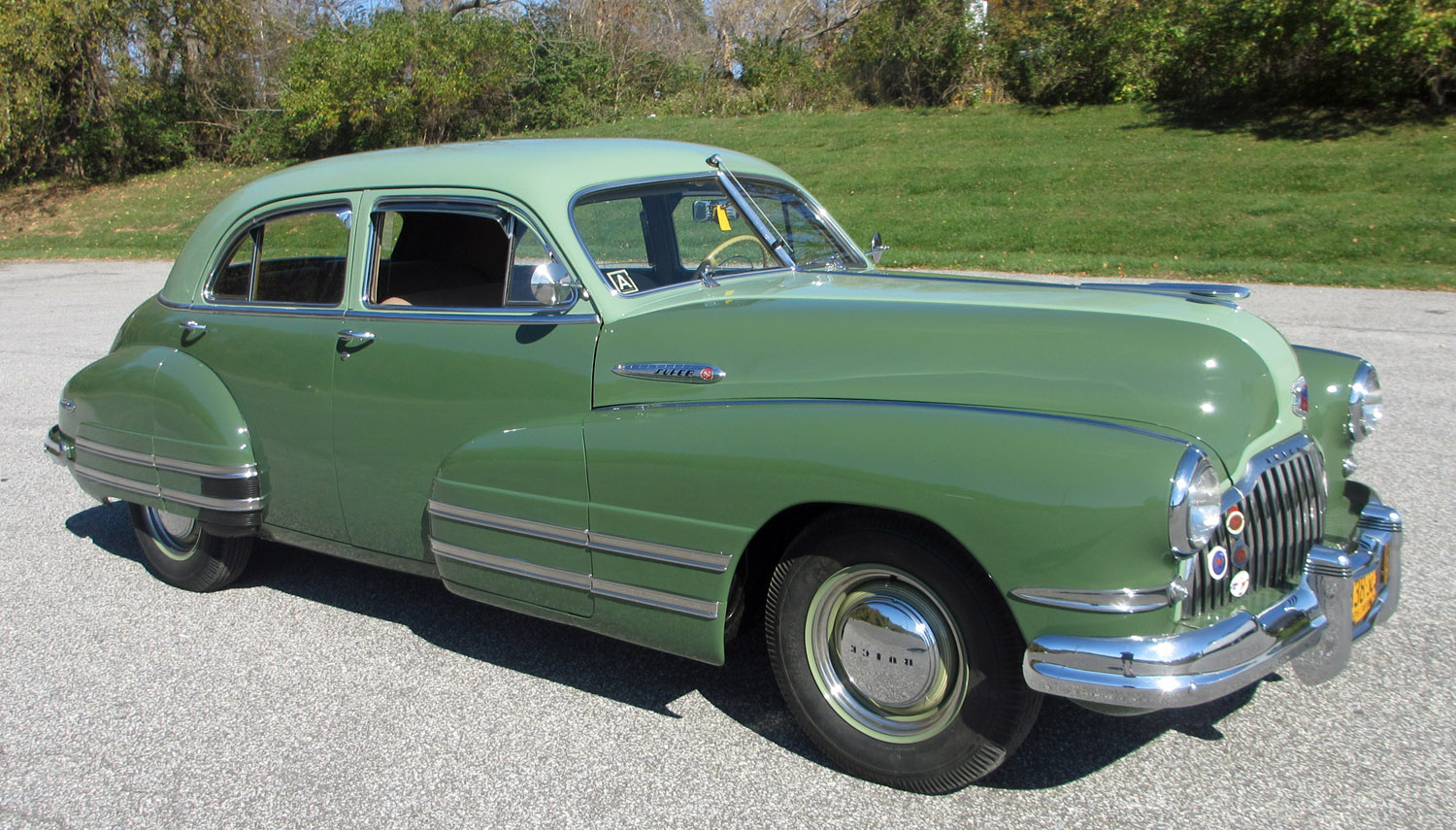 What Color To Paint Doors 1942 Buick Super Connors Motorcar Company