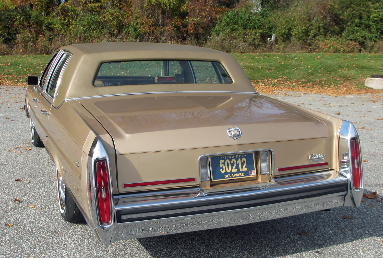 1987 Cadillac Fleetwood