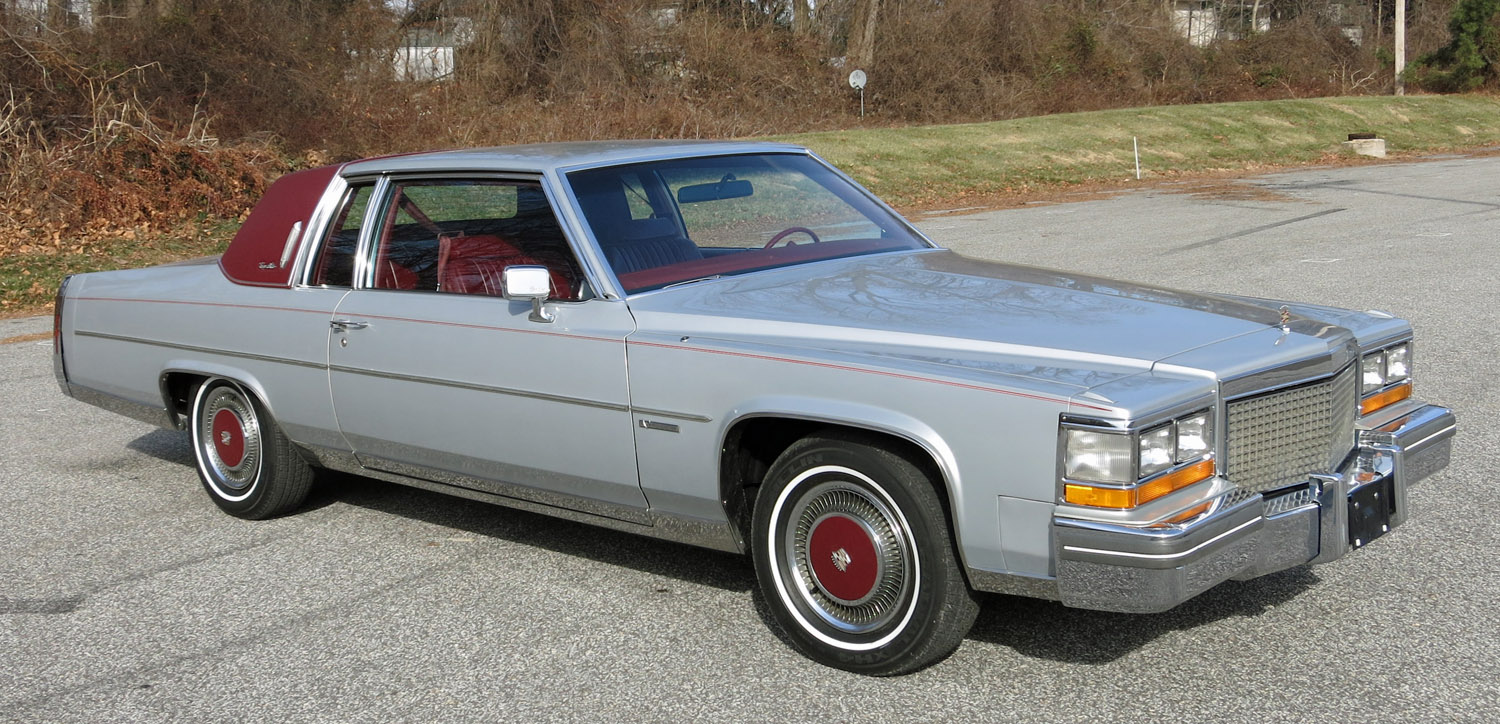 1981 Cadillac Coupe DeVille | Connors Motorcar Company