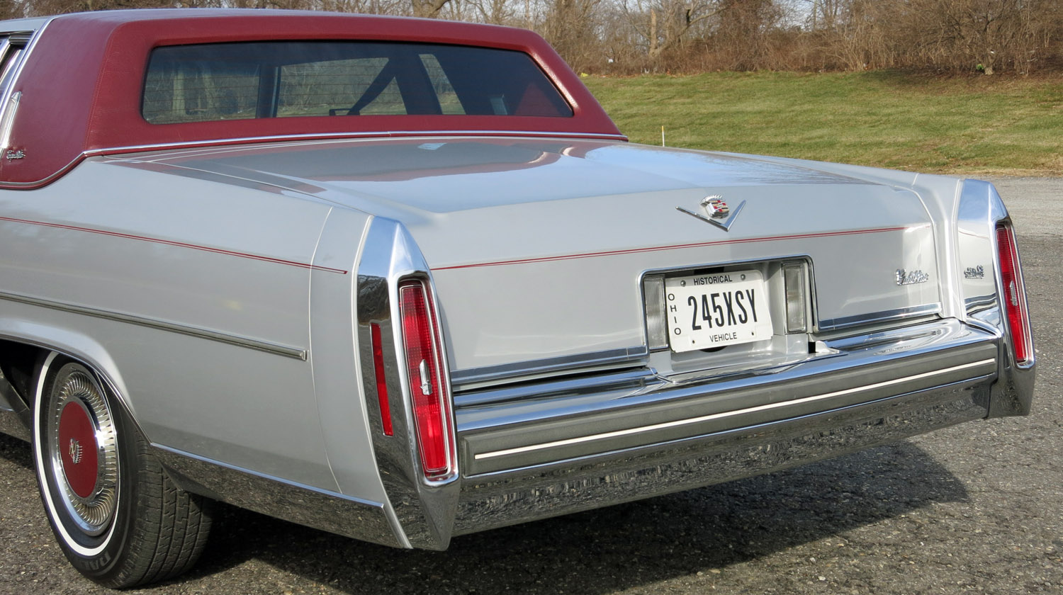 1981 Cadillac Coupe DeVille